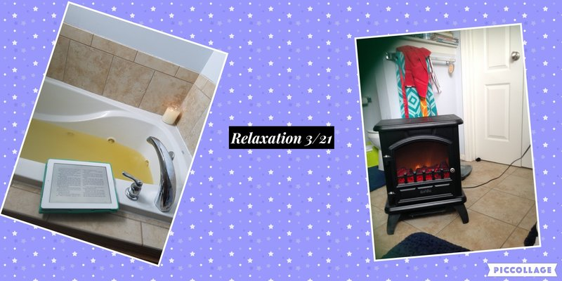 Relaxtion for ME 3/21
