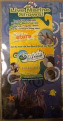 Left Flap of Aquarium layout
