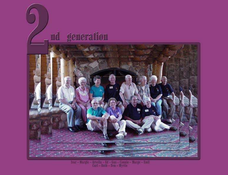 2nd Generation -- Reunion