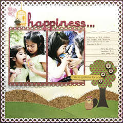 Happiness **Nikki Sivils**