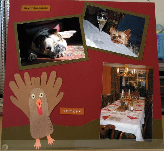 Abbie's Thanksgiving