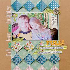 Full *Elle's Studio and Noel Mignon- April Primrose Lane kit*