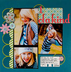 You are 1 of a kind *Sassafras* Sketch blog*