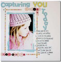 Capturing You Today ***New Sassafras***