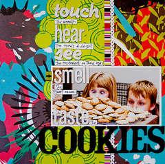 Cookies *Tinkering Ink*