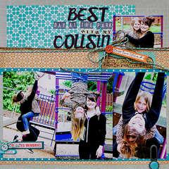 Best Cousin *Noel Mignon March kit*