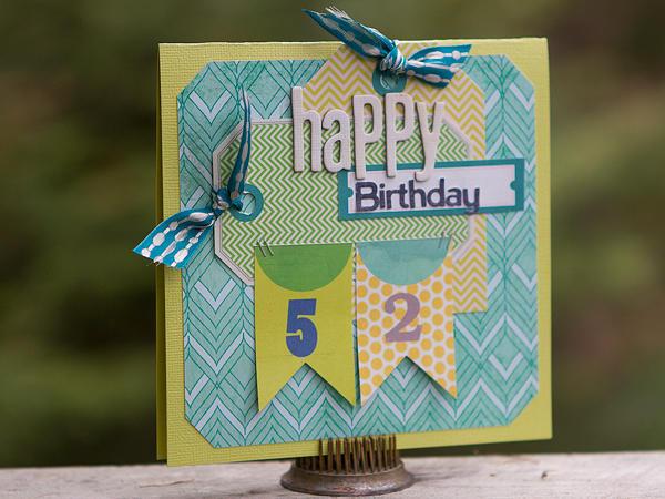 Happy Birthday *Crate Paper*