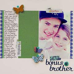 Bonus Brother *Nov. Guest Design for Pebbles*