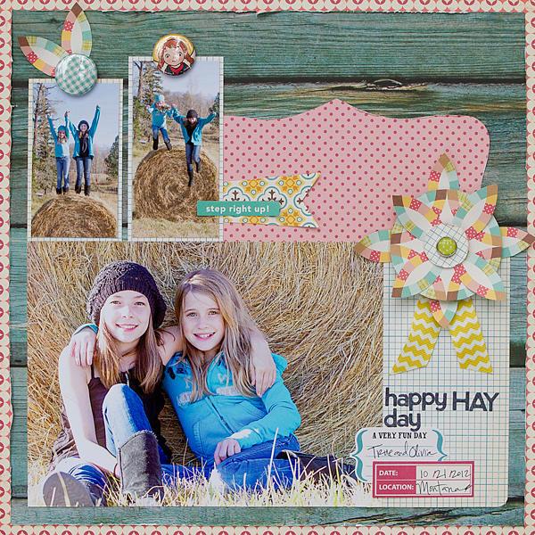 Happy Hay Day *October Afternoon Nov GA*