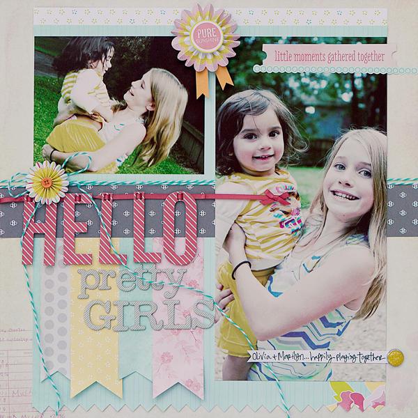 Hello Pretty Girls *American Craft* Got Sketch*