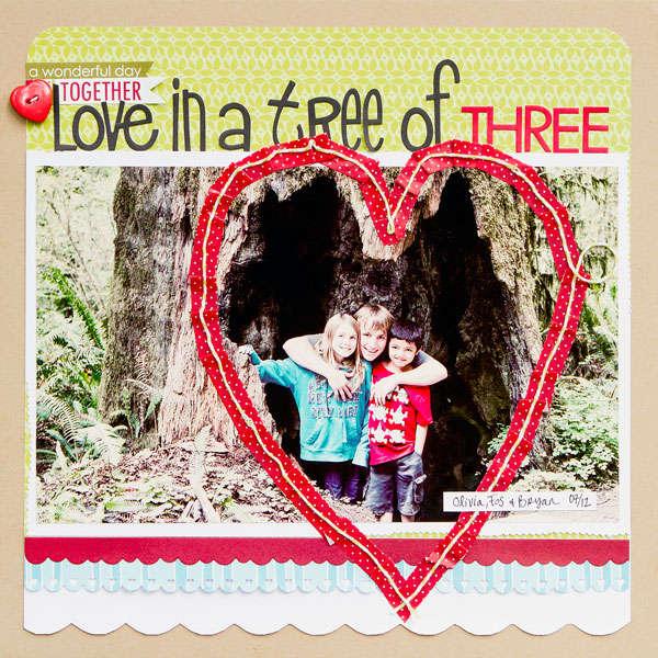 Tree of Three *Bella Blvd*