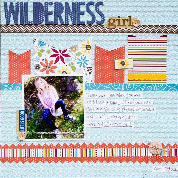 Wilderness Girl *Bella Blvd*