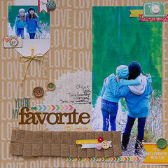 You're my Favorite! *American Crafts*