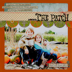 The Patch *Noel Mignon Oct. Kit*