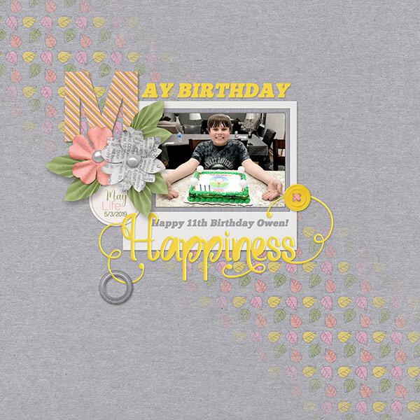 May Birthday
