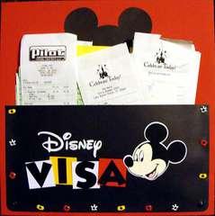 """""""V"""" Visa"""