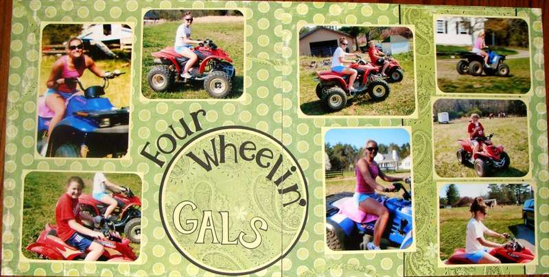 Four Wheeling Gals