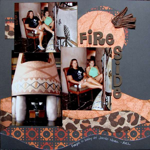 """""""F"""" Fireside"""
