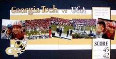Georgia Tech vs UGA