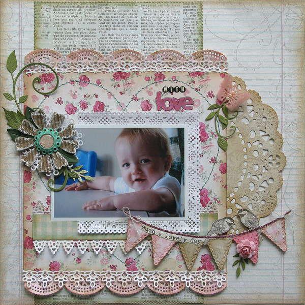 With Love *Cheery Lynn Designs*