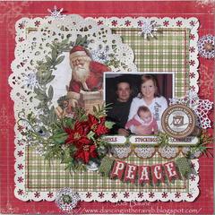 Peace *My Creative Scrapbook*
