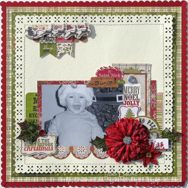 The Night Before Christmas *My Creative Scrapbook*