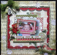 Merry Christmas *My Creative Scrapbook*