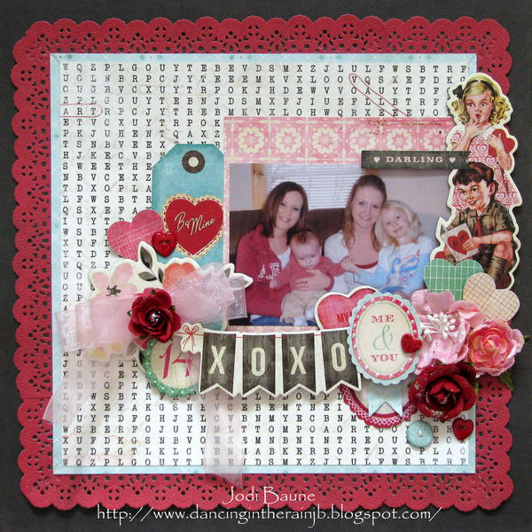 Me & You  *My Creative Scrapbook