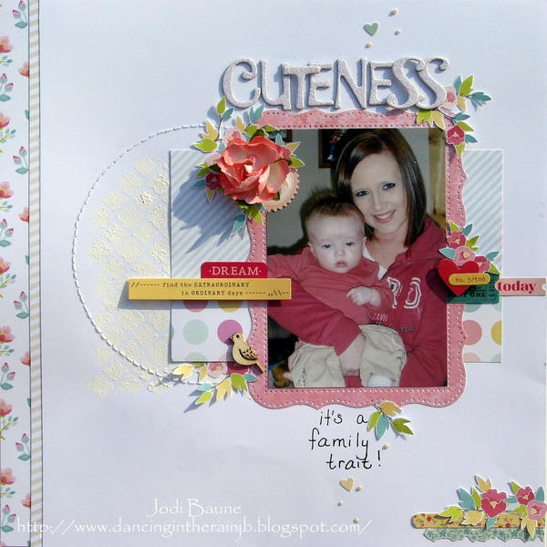 Cuteness * My Creative Scrapbook*