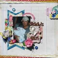 Daddy's Girl *My Creative Scrapbook*