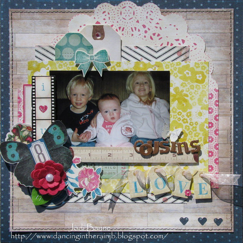 Cousins *My Creative Scrapbook*
