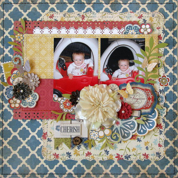 Cherish *My Creative Scrapbook*
