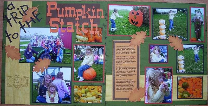 Pumpkin Statch
