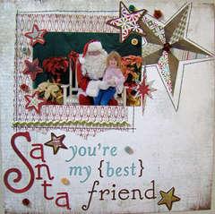 Santa, You're My Best Friend