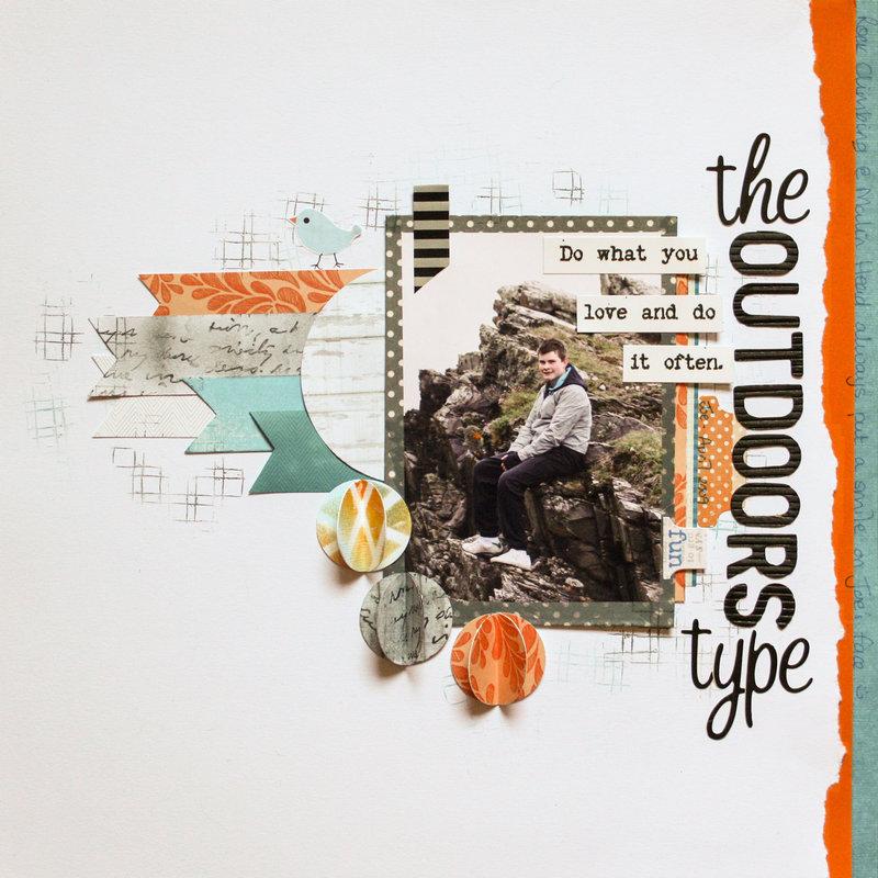 CSI #73 - The Outdoors Type