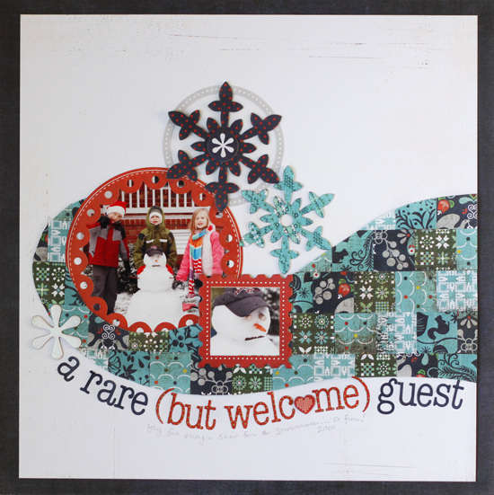 Guest {Basic Grey Nordic Holiday}