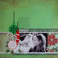 Magic  {Basic Grey Nordic Holiday}