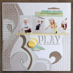 Play  {Studio Calico CLASSIC CALICO}