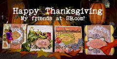 Happy Thanksgiving my friends!
