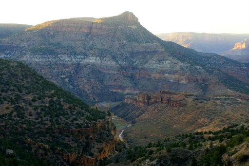 POD 8 Salt River Canyon