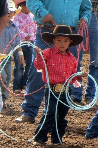 Septemeber POD 1 Youth Rodeo