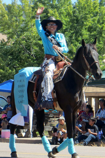 Sept. POD 2   88th Annual WMAT Fair and Rodeo Parade