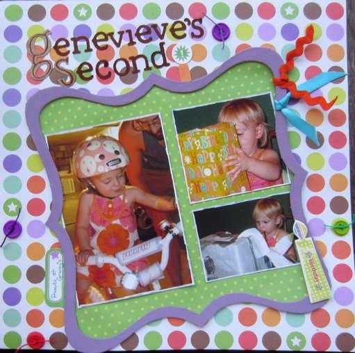 Genevieve's Second