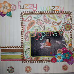 Fuzzy Wuzzy Slippers