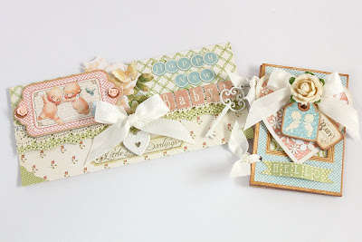 Baby Card and Envelope Set *Graphic 45*