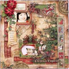 Christmas Emporium *Graphic 45*