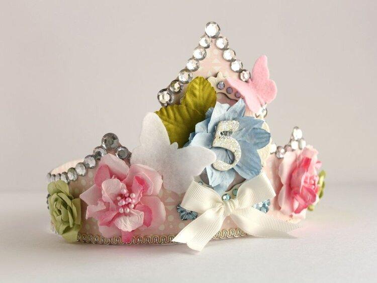 Birthday Crown *Manor House Creations*