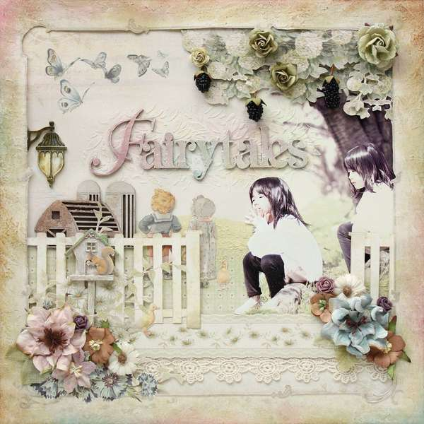Fairytales *Pion Design*