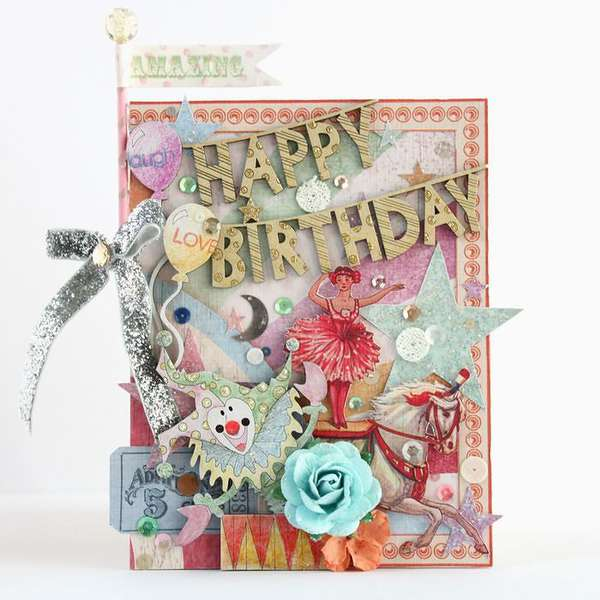 Birthday Card *Scrap FX*