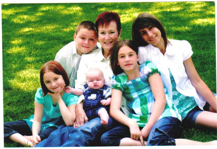 All my grandchildren